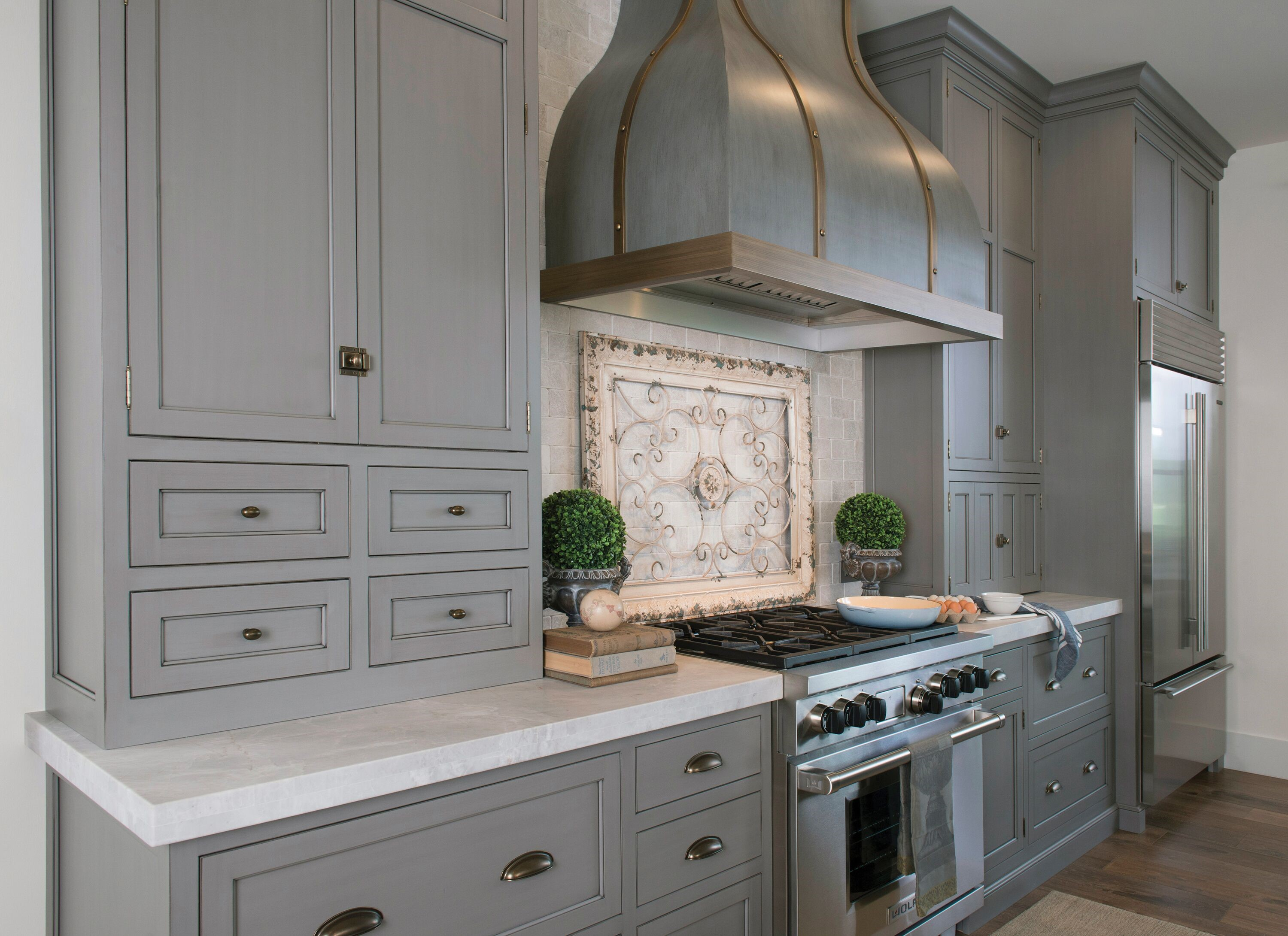 Traditional Kitchens Project Two