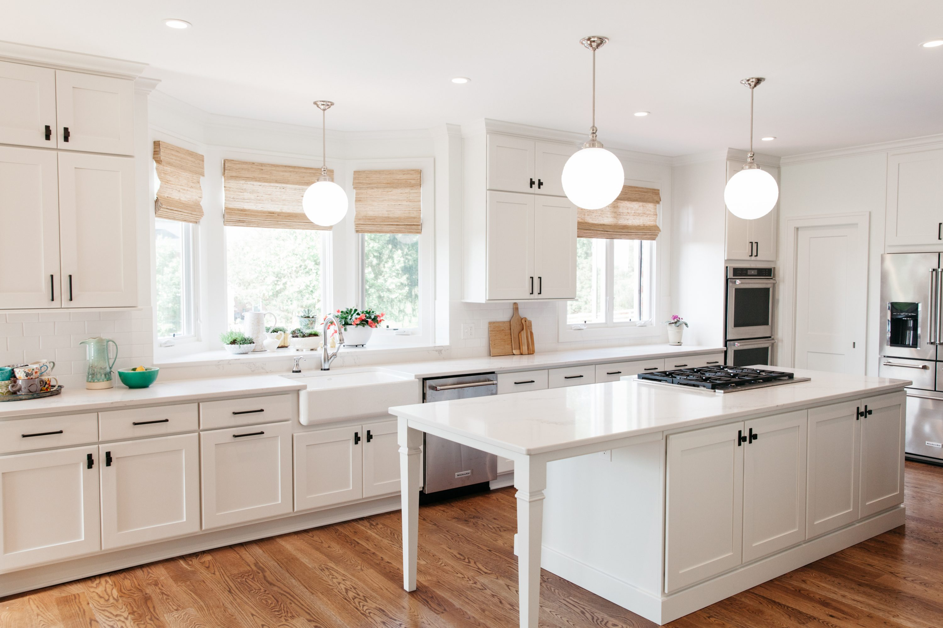 Transitional Kitchens Project Three