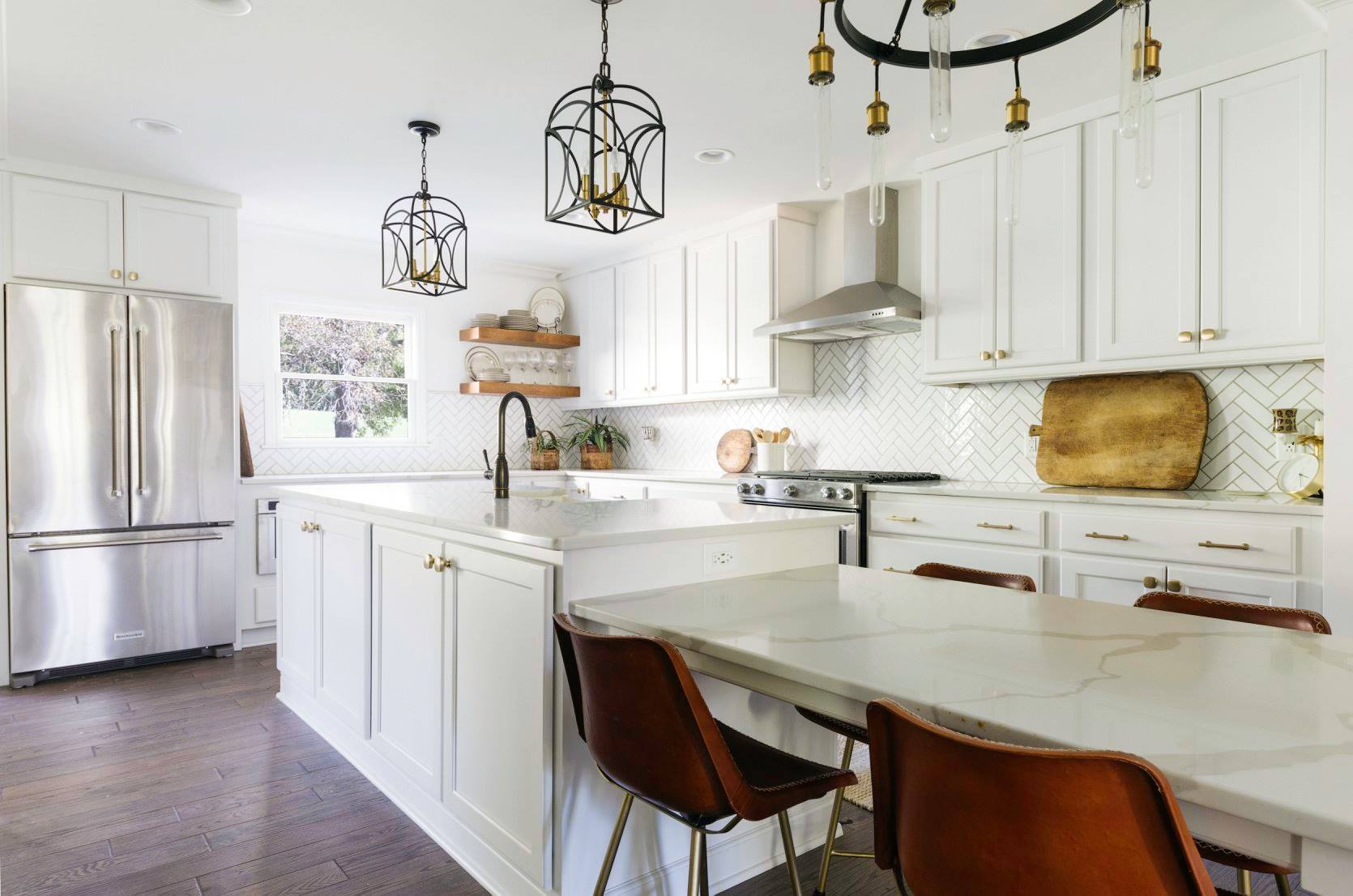 Transitional Kitchens Project Four