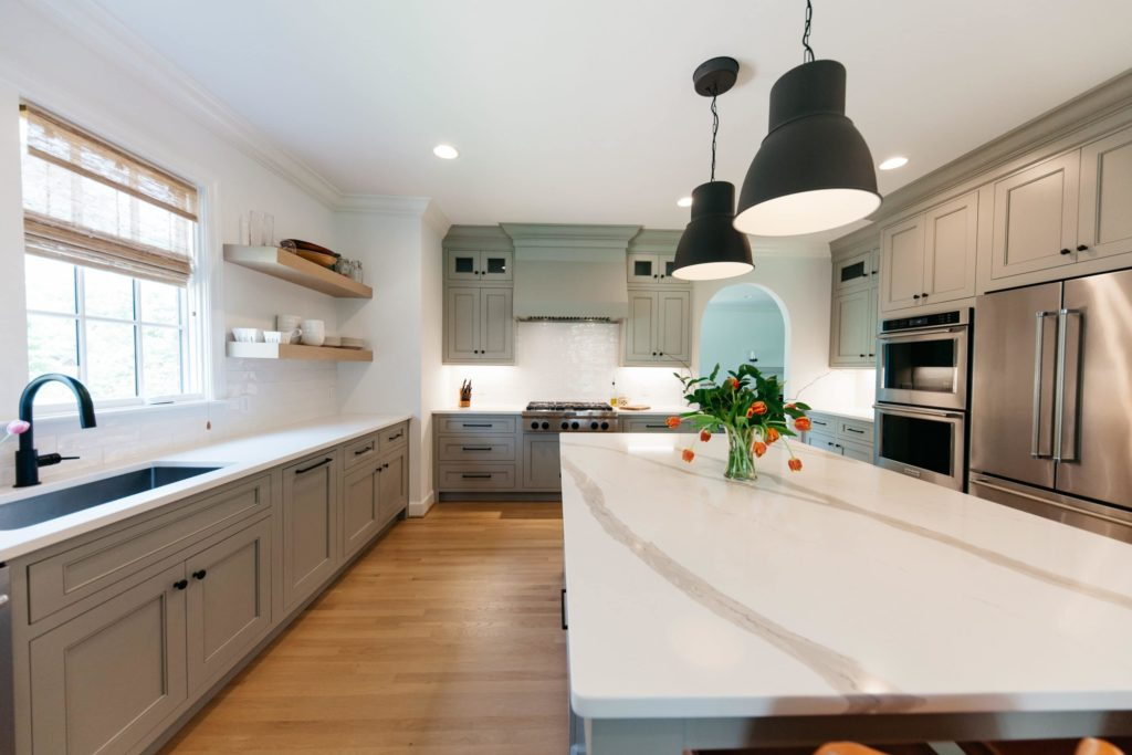Transitional Kitchens Project One