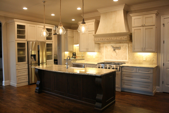 Traditional Kitchens Project Seven