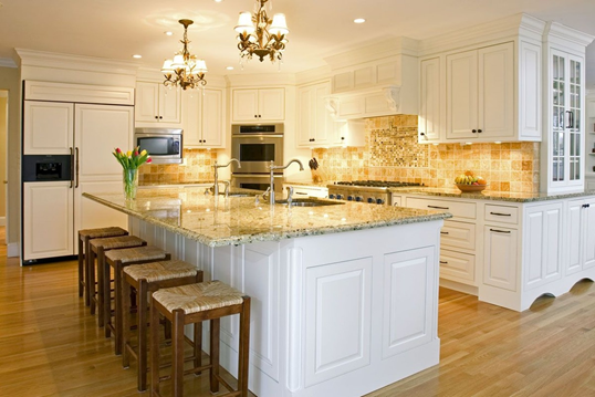 Traditional Kitchens Project Eight
