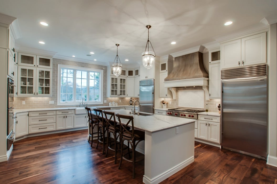Transitional Kitchens Project Eight