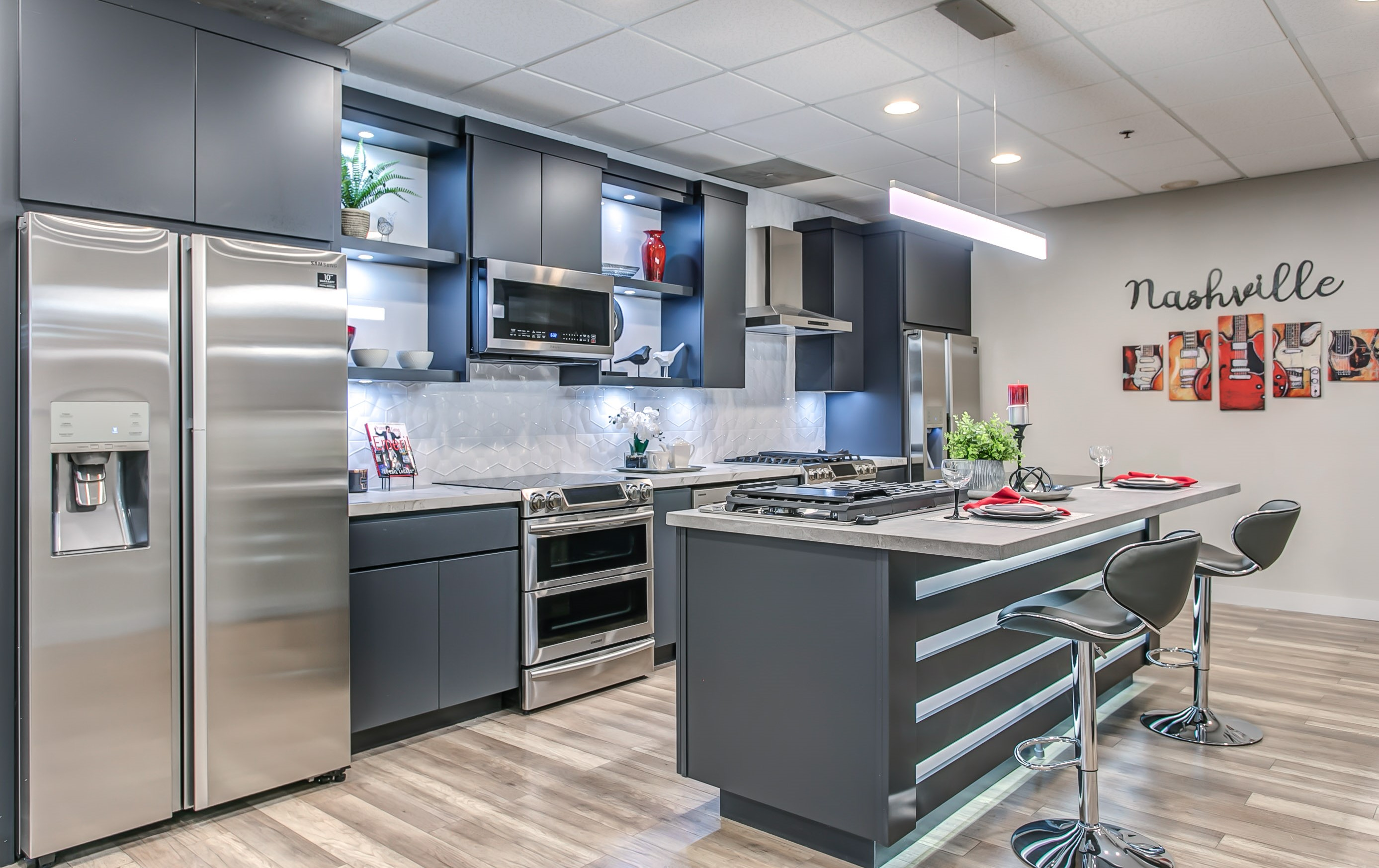 Modern Kitchens Project Eight