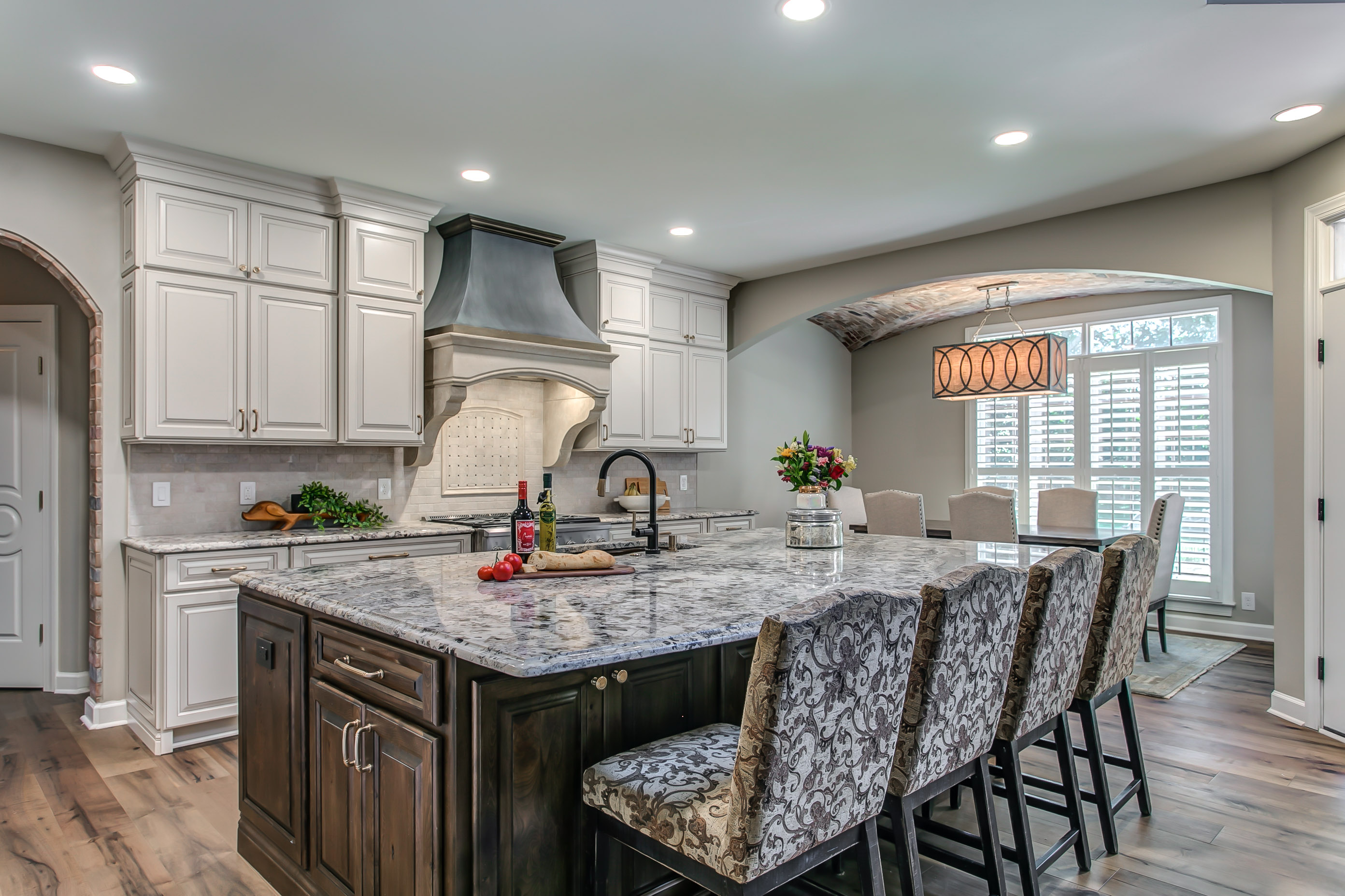 Traditional Kitchens Project Eleven