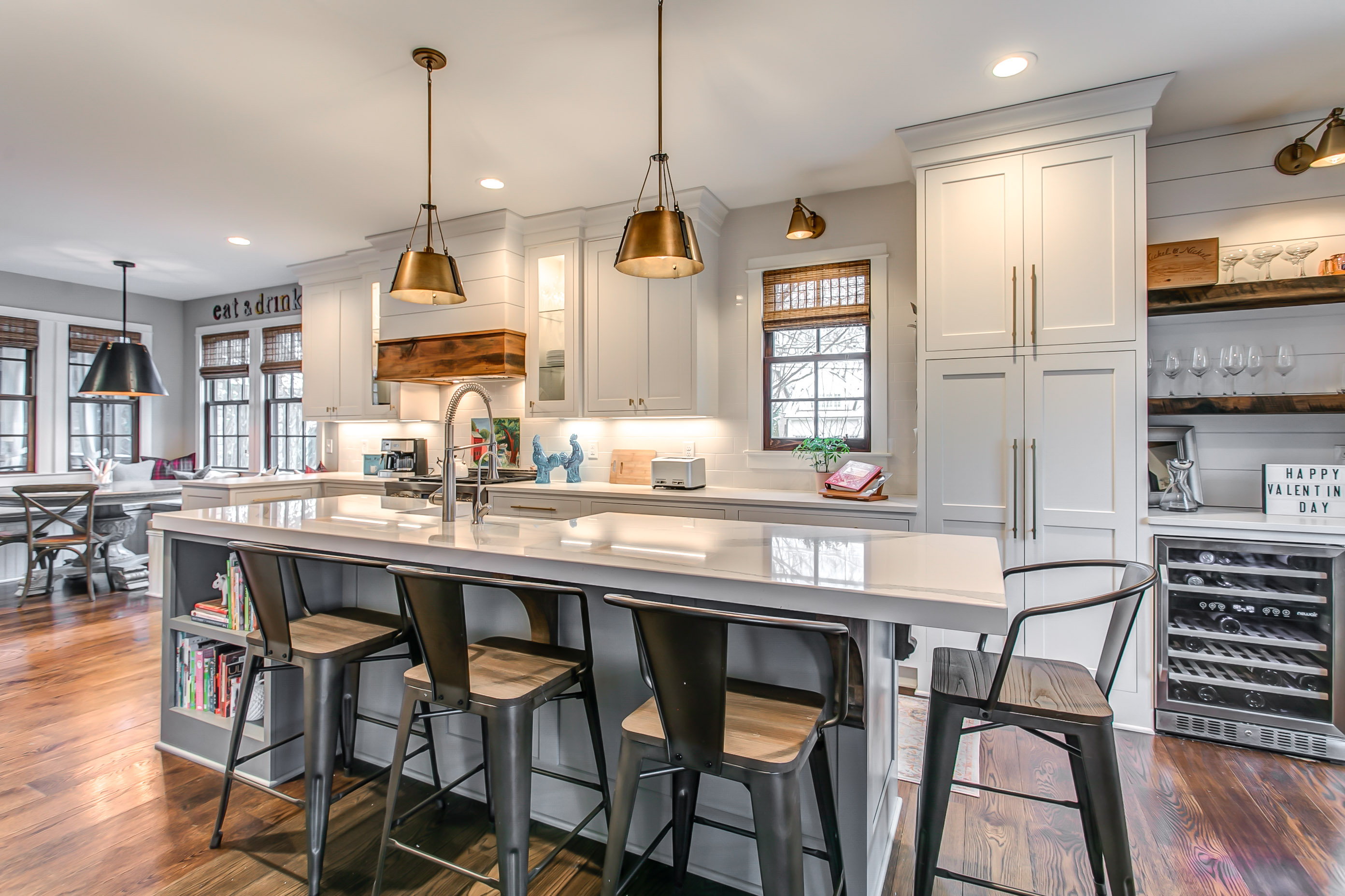 Transitional Kitchens Project Thirteen